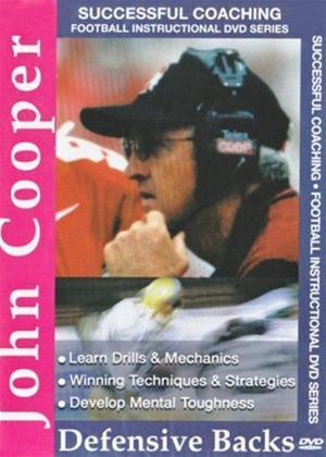 Rent Successful Coaching American Football: John Cooper Defensive Online DVD Rental