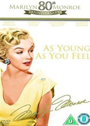 Rent As Young as You Feel Online DVD Rental
