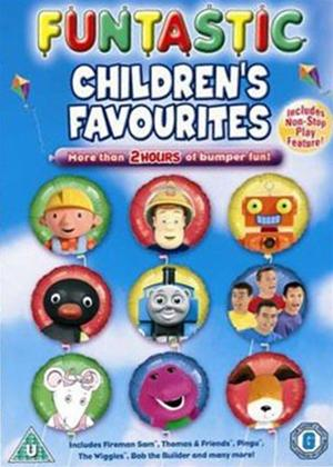 Rent Childrens Favourites: Funtastic Online DVD Rental
