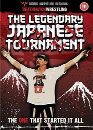 Rent Deathmatch Wrestling: The Legendary Japanese (aka The Best of Deathmatch Wrestling, Vol. 3: The Legendary Japanese Tournament) Online DVD & Blu-ray Rental