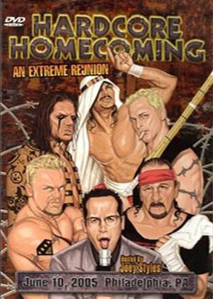 Rent Hardcore Homecoming (wrestling) Online DVD Rental