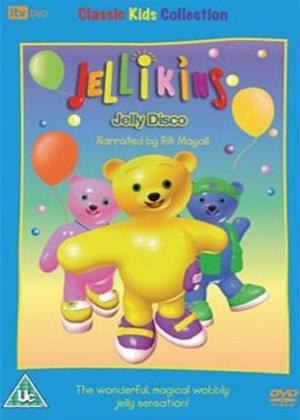 Rent Jellikins: Jellydisco Online DVD & Blu-ray Rental