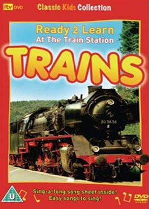 Rent Ready 2 Learn Trains Online DVD & Blu-ray Rental