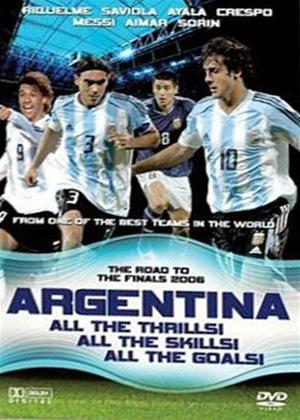 Rent Argentina: All the Thrills (aka Argentina Review - Road to the 2006 World Cup Finals) Online DVD Rental