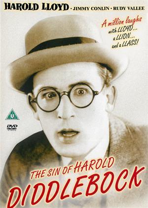 Rent The Sin of Harold Diddlebock Online DVD Rental