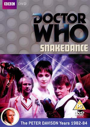 Rent Doctor Who: Snakedance Online DVD Rental
