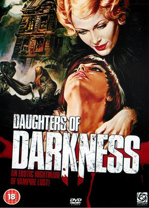 Rent Daughters of Darkness (aka Les lèvres rouges) Online DVD Rental
