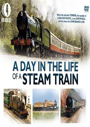 Rent A Day in the Life of a Steam Train Online DVD Rental