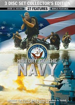 Rent History of the US Navy Online DVD Rental