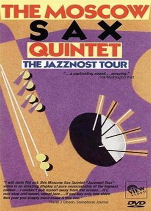 Rent Moscow Sax Quintet: Jazznost Tour Online DVD Rental