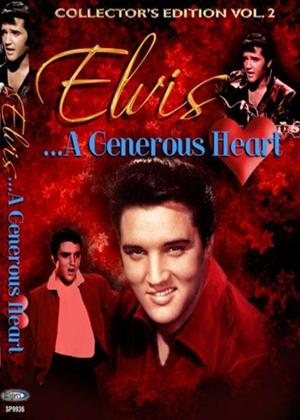 Rent Elvis Presley: Generous Heart Online DVD Rental
