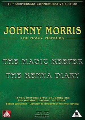 Rent Johnny Morris: The Magic Memoirs Online DVD Rental