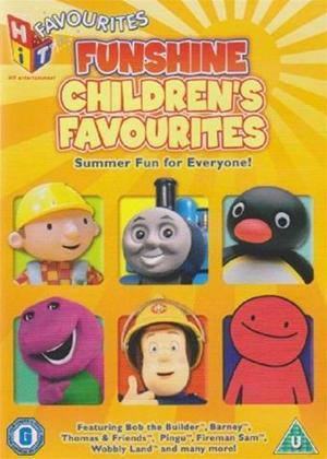 Rent Hit Favourites: Funshine Online DVD Rental