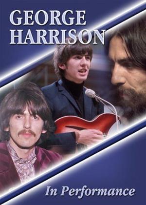 Rent George Harrison: In Performance Online DVD & Blu-ray Rental
