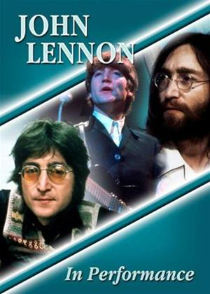 Rent John Lennon: In Performance Online DVD Rental