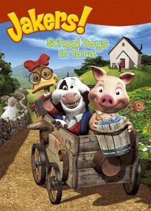 Rent Jakers: School Days in Tara Online DVD & Blu-ray Rental