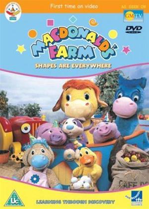 Rent Macdonald's Farm: Shapes Are E. Online DVD Rental