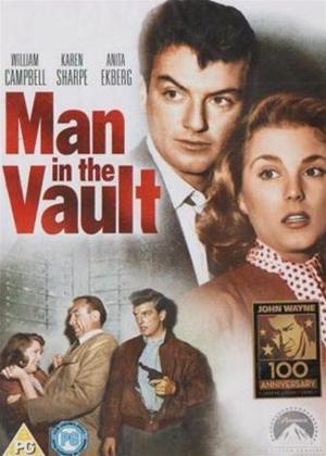 Rent Man in the Vault Online DVD Rental