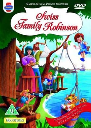 Rent Swiss Family Robinson (abbey) Online DVD Rental