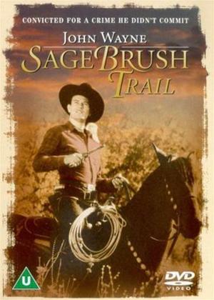 Rent Sagebrush Trail (aka An Innocent Man) Online DVD Rental
