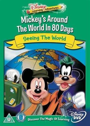 Rent Mickey's Around the world in 80 Days Online DVD Rental