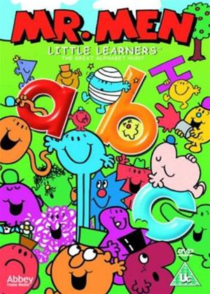 Rent Mr Men: Great Alphabet Hunt Online DVD Rental
