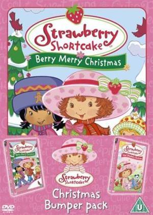 Rent Strawberry Shortcake: Meet Strawberry Shortcake/Berry Merry Christmas Online DVD Rental