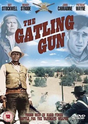 Rent Gatling Gun Online DVD Rental