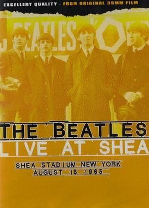 Rent Beatles: Live at Shea Online DVD & Blu-ray Rental