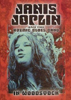 Rent Janis Joplin and the Kozmic Blues Band: Live in Woodstock Online DVD Rental