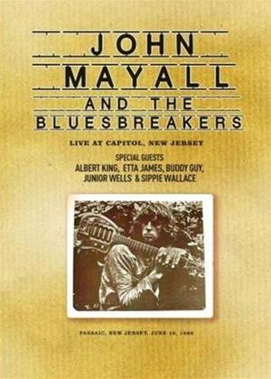 Rent John Mayall and the Bluesbreakers: Live at Capitol New Jersey Online DVD & Blu-ray Rental