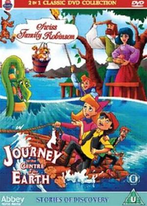 Rent Stories of Discovery: Swiss Family Robinson and Journey to The Online DVD Rental