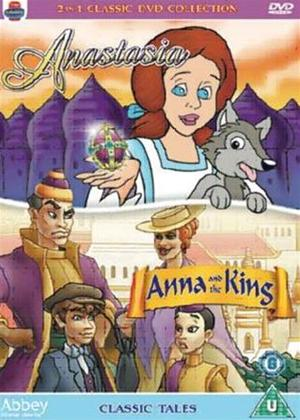 Rent Classic Tales: Anastasia and Anna and the King Online DVD Rental