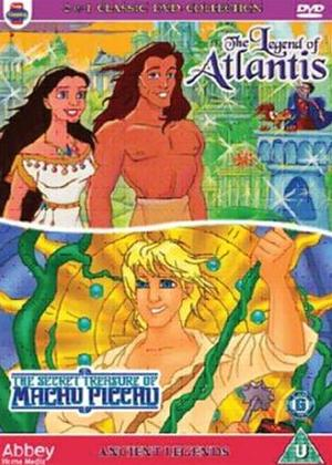 Rent Ancient Legends: The Legend of Atlantis / The Secret Treasure of Machu Picchu Online DVD & Blu-ray Rental