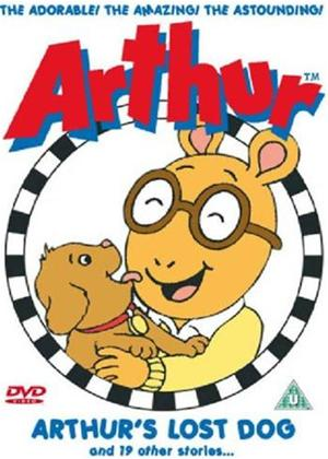 Rent Arthur: Arthur's Lost Dog and 19 Other Stories Online DVD Rental