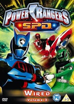 Rent Power Rangers S.P.D.: Vol.3 Online DVD Rental