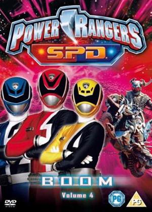 Rent Power Rangers S.P.D.: Vol.4 Online DVD & Blu-ray Rental