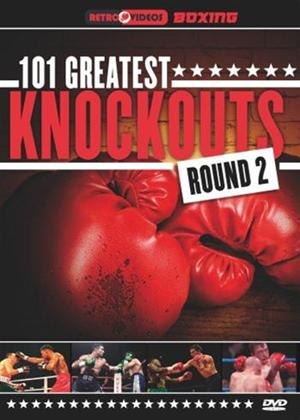 Rent 101 Greatest Knockouts: Round 2 Online DVD Rental