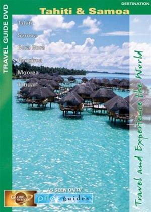 Rent Destination: Tahiti and Samoa Online DVD Rental