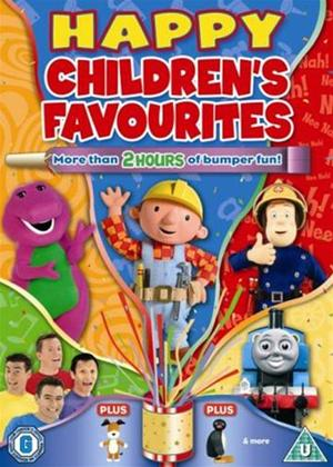 Rent Happy Children's Favourites Online DVD Rental