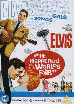 Rent It Happened at the Worlds Fair Online DVD Rental