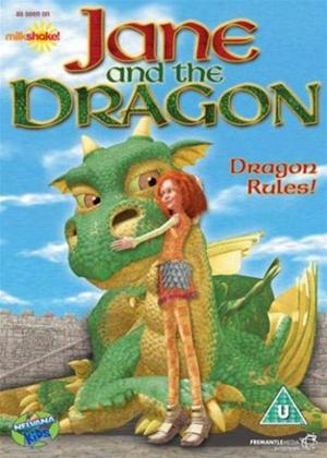 Rent Jane and the Dragon: Dragon Rules Online DVD Rental