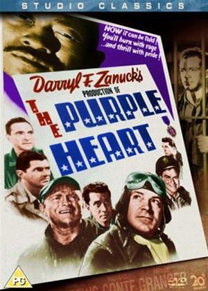 Rent The Purple Heart Online DVD Rental