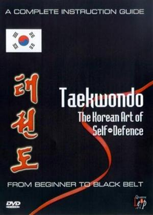 Rent Taekwondo (aka Taekwondo - The Korean Art Of Self Defence) Online DVD Rental