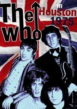 Rent Who: In Houston 1975 Online DVD Rental