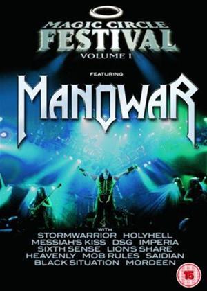 Rent Manowar: Magic Circle Festival: Vol.1 Online DVD Rental
