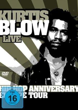 Rent Kurtis Blow: Hip Hop Anniversary Tour Europe Online DVD & Blu-ray Rental