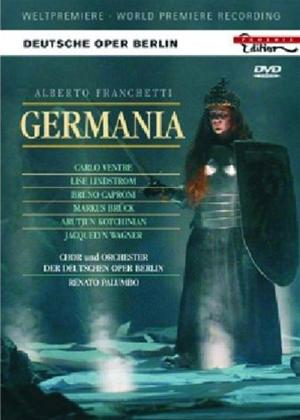 Rent Franchetti: Germania Online DVD & Blu-ray Rental