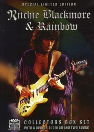 Rent Ritchie Blackmore and Rainbow: Collection Online DVD Rental