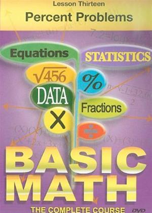 Rent Basic Maths: Percent Problems Online DVD & Blu-ray Rental